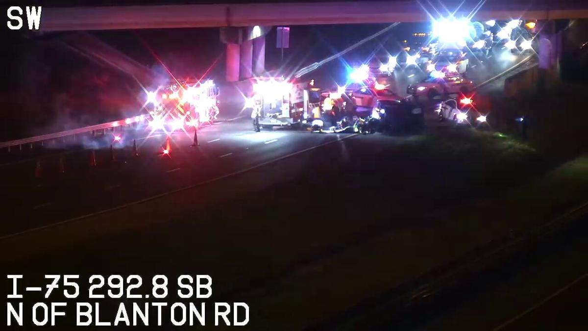 I-75 accident