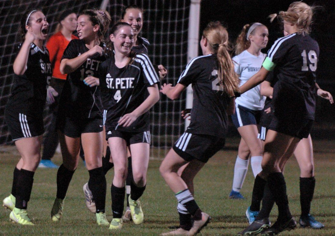 PCAC SOCCER: St. Pete comes back on PHU