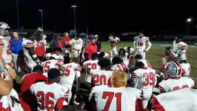6A FOOTBALL: Clearwater's run ends at Gaither