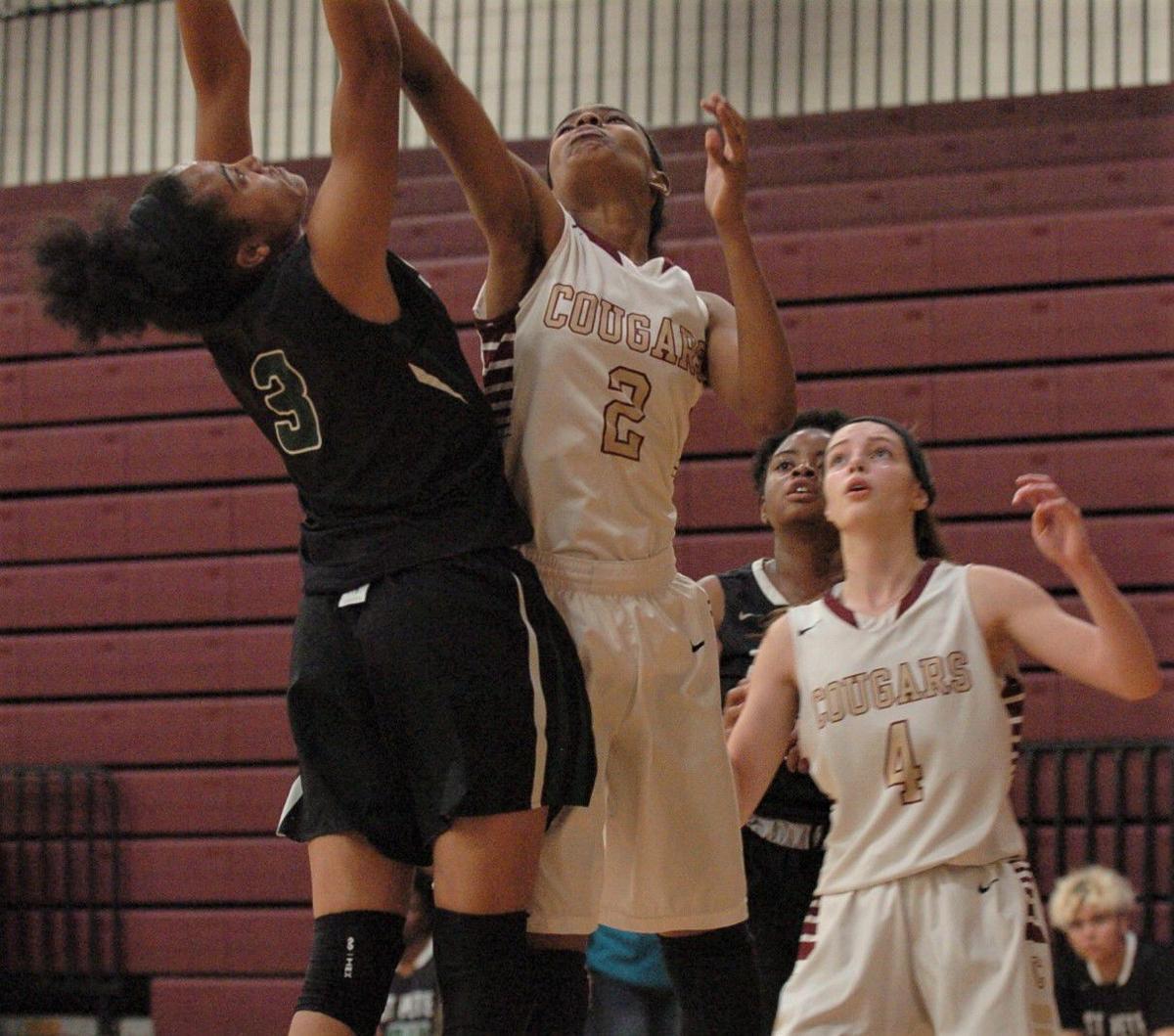 North Pinellas girls basketball