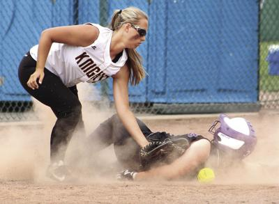 Valley girls ousted early from state fast pitch tournaments