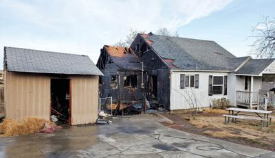 No one injured in Taylor Street fire