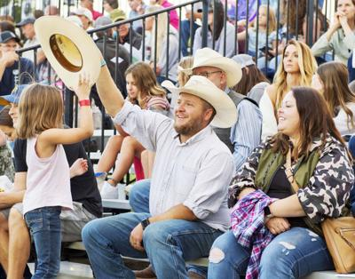 'Stirrup Some Fun' at the Yakima Valley Fair & Rodeo