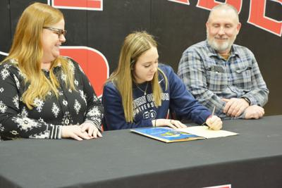Partch commits to Eastern Oregon University