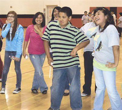Sunnyside middle schools participate in activity and fitness study