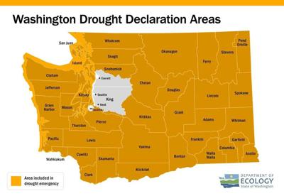 Dept. of Ecology declares drought emergency