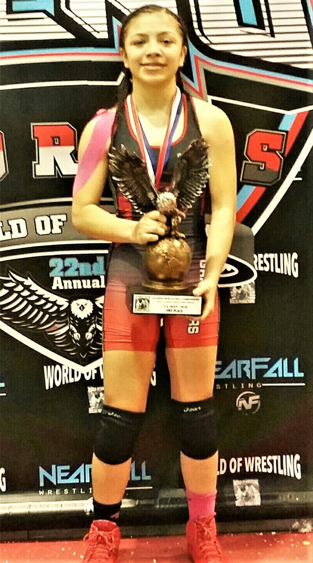 Wrestlers bring hardware home from Reno