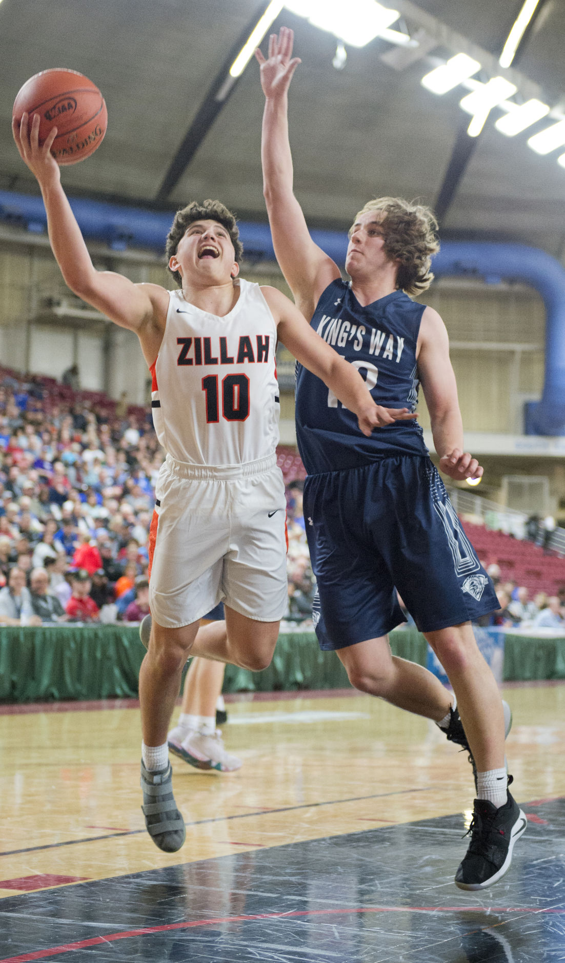 Zillah wins 1A Hardwood Classic Championship for Max