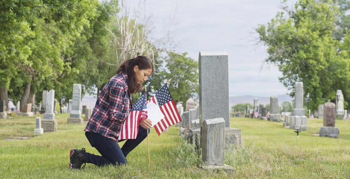 MEMORIAL DAY WEEKEND OF REMEMBRANCE