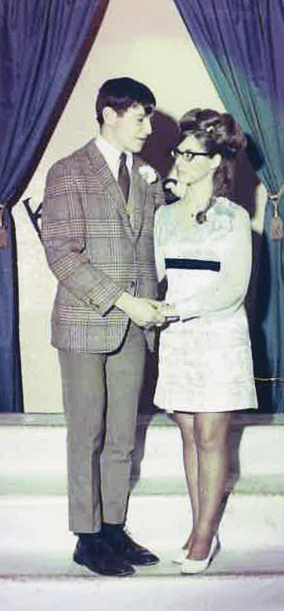 Max and Karen Zackula