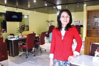 New nail spa offers relaxing treatment