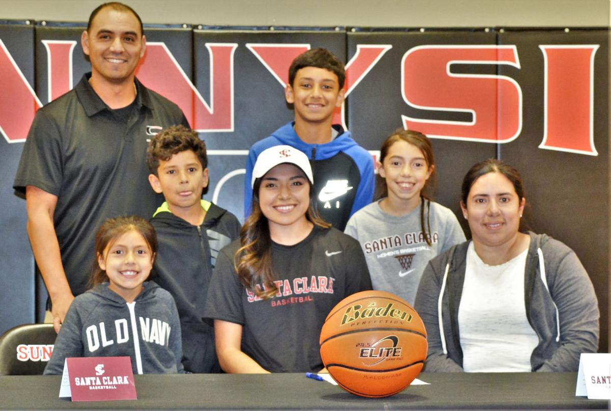 Another Maldonado commits to play college hoops