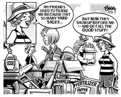 Today's Cartoon: April 3, 2019