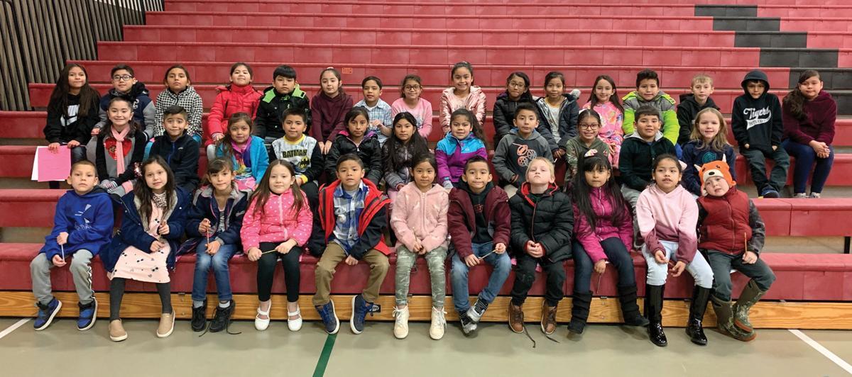 Chief Kamiakin Elementary School Grades 1-2-3