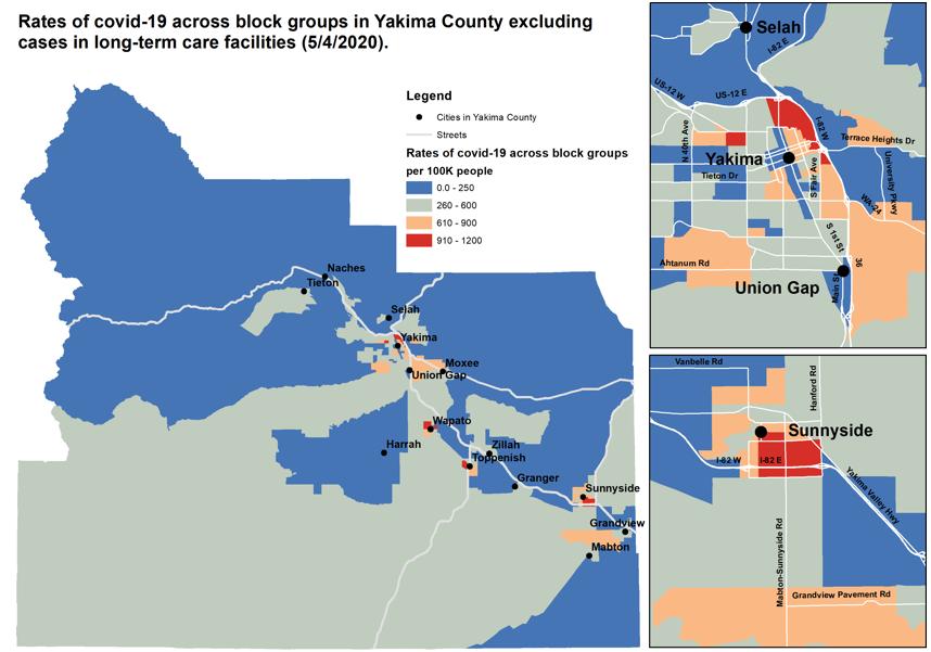 Yakima Health District Dashboard Data