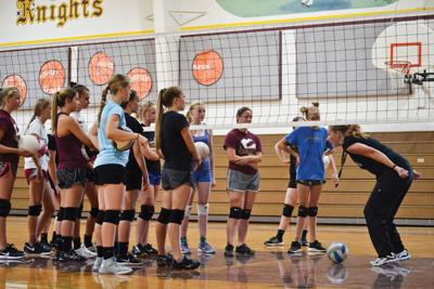 SCHS VOLLEYBALL