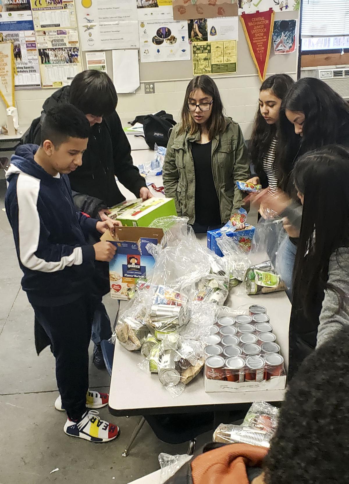 Keeping kids fed during spring break