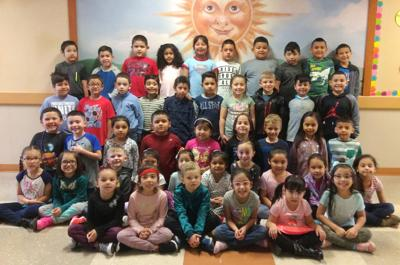 Sun Valley Elementary School March Students of the Month