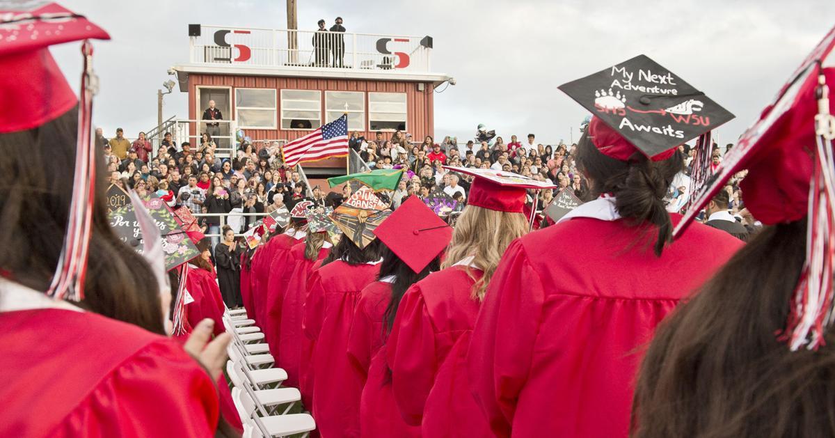 Sunnyside High School graduates