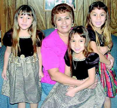 World famous Garcia triplets quietly turn 5 this Saturday