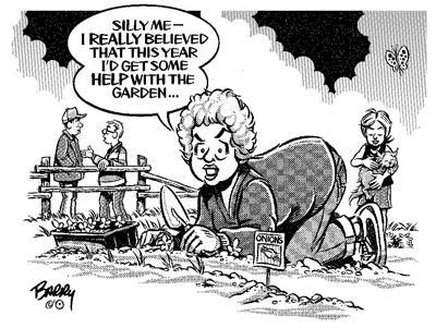 Today's Cartoon: May 1, 2019