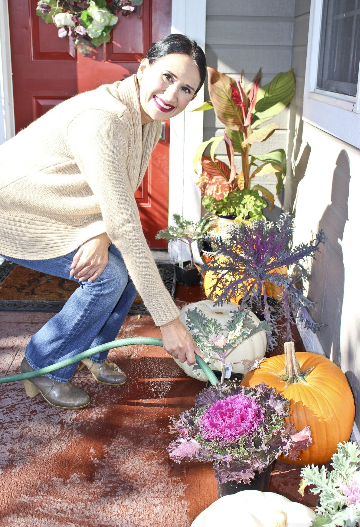 Curb appeal: Porches welcome families home
