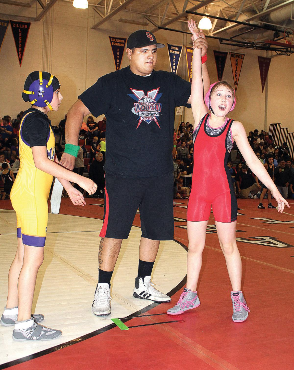 Area youth wrestlers heading to 'state'