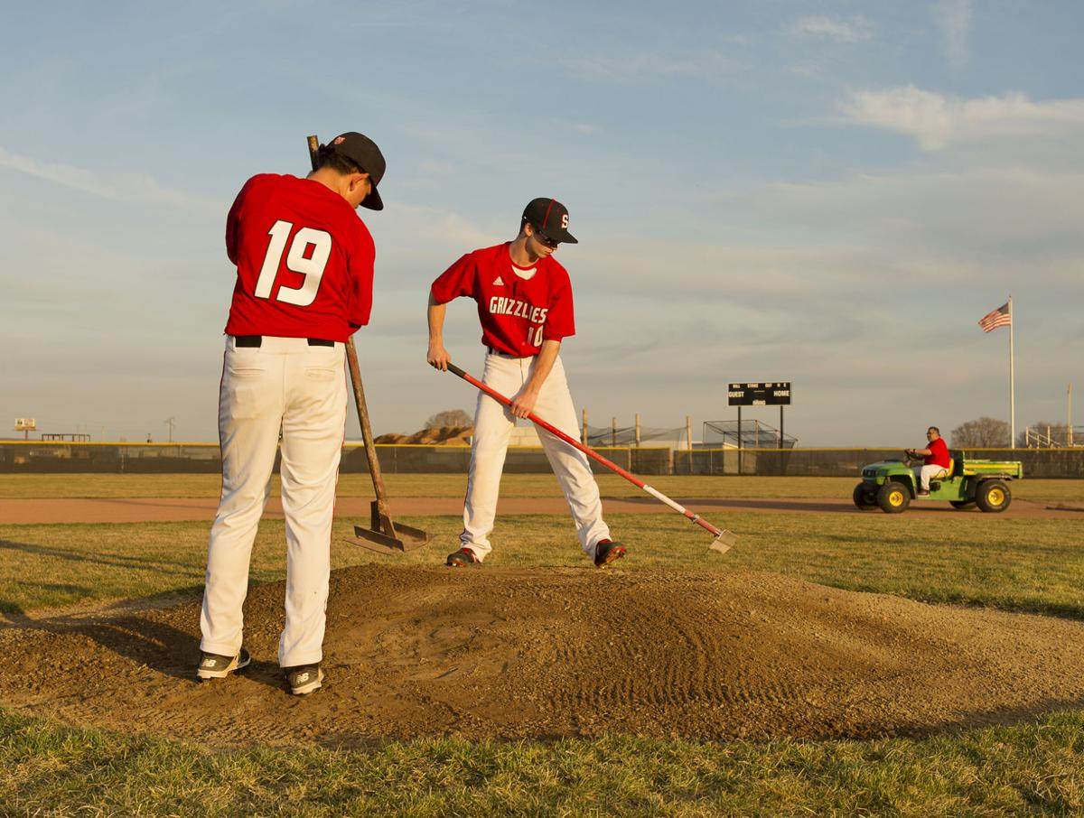 Boys of spring play ball in season opener