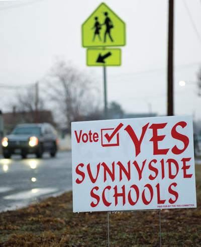 Vote Yes for Sunnyside Schools