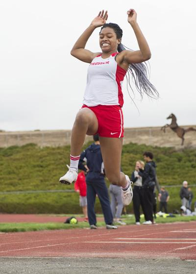 Mustangs host track competition