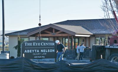 Sunnyside Optical nearly ready for new digs