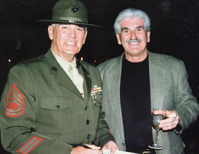 'Gunny' to be laid to rest in Arlington