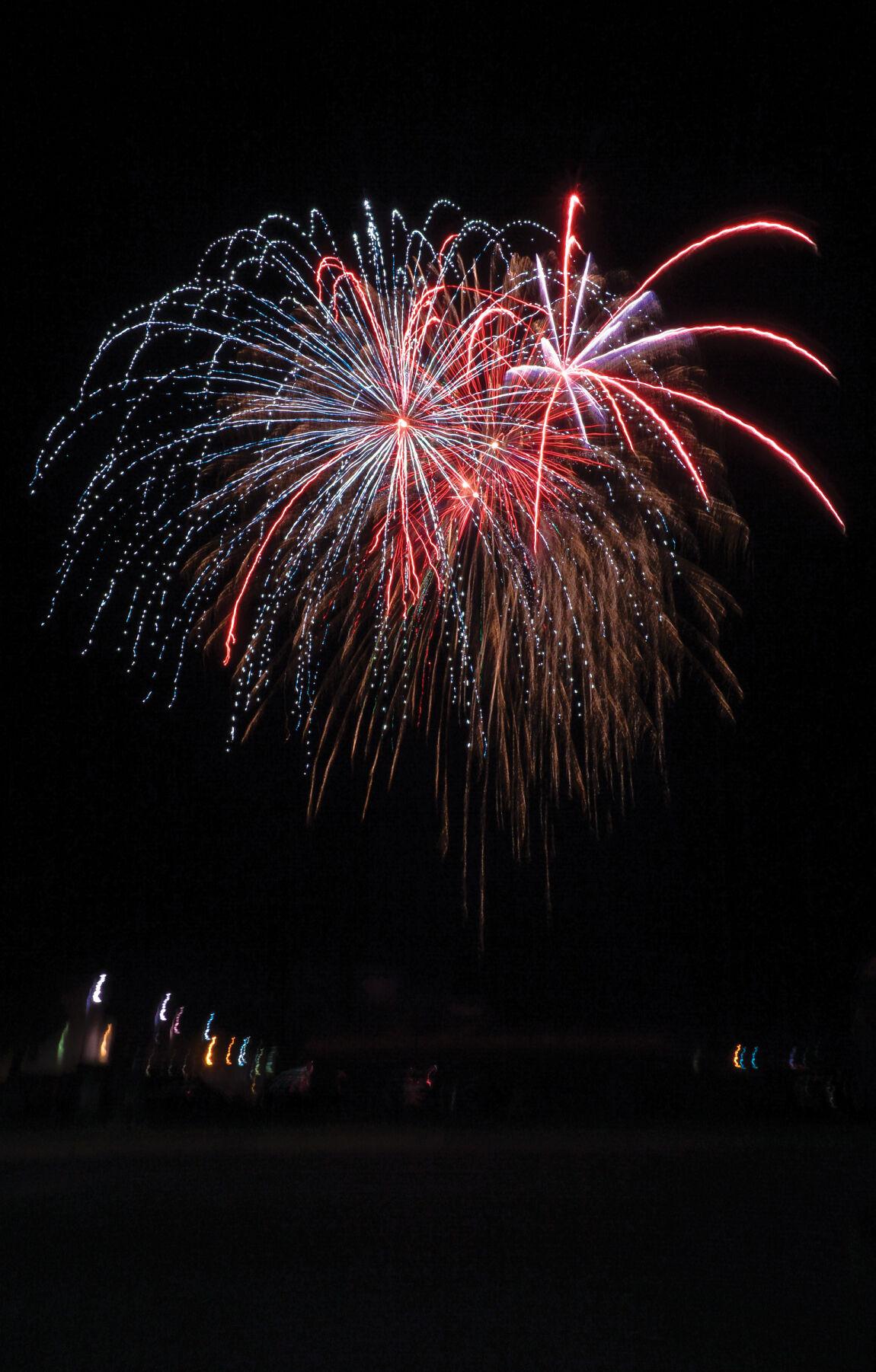 Sunnyside Fireworks