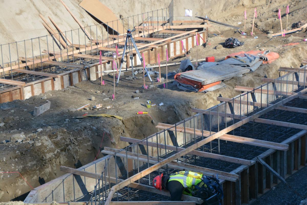 Sunnyside Wa Weather >> Weather Hasn T Hampered Stackhouse Bridge Project News