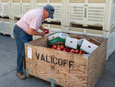 Valicoff Family Farms brands 'fresh from the farm' service