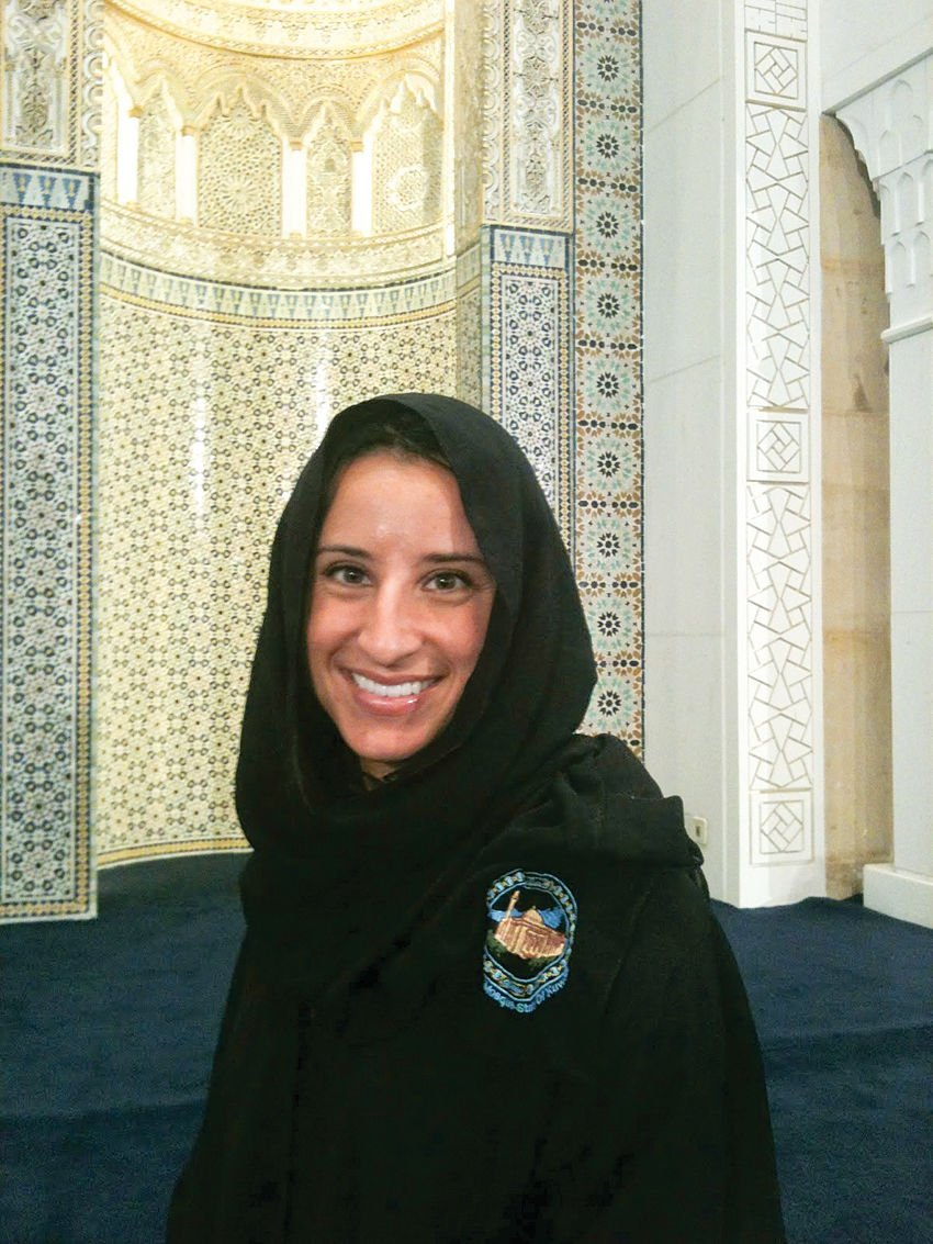 S'side native a counselor for high school girls in Kuwait   News