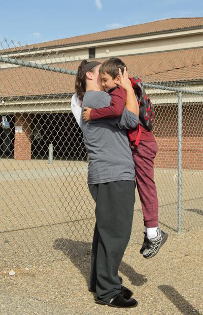 Artz Fox Elementary School students released