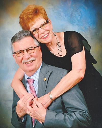Karen and David Shrewsberry