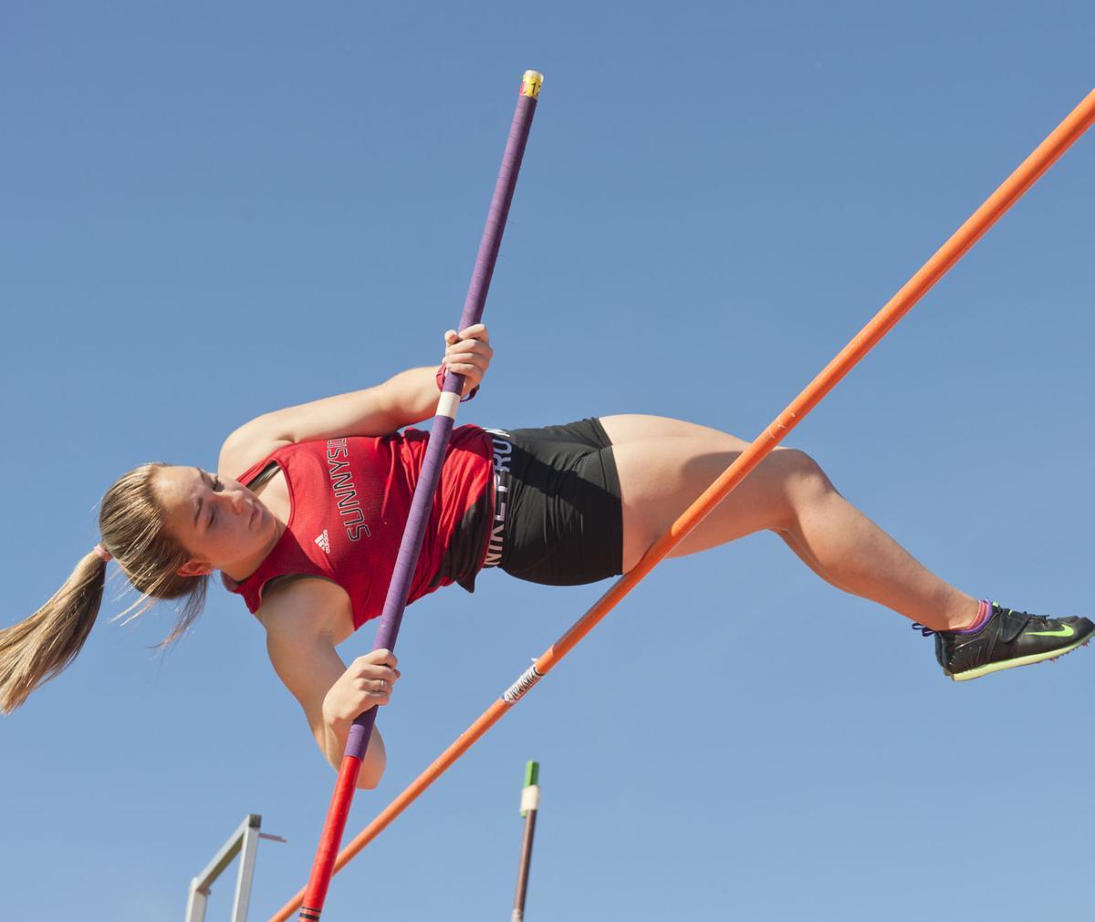 Alexandra Partch SHS Track