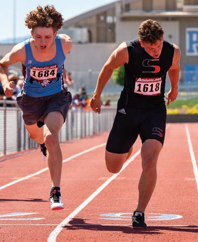 Track and field senior profile: Reece Davis