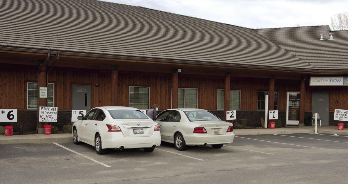 COVID-19 screening clinic opens
