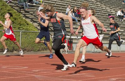 Prosser High School Track Results