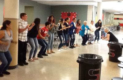 Senior Citizens Dance