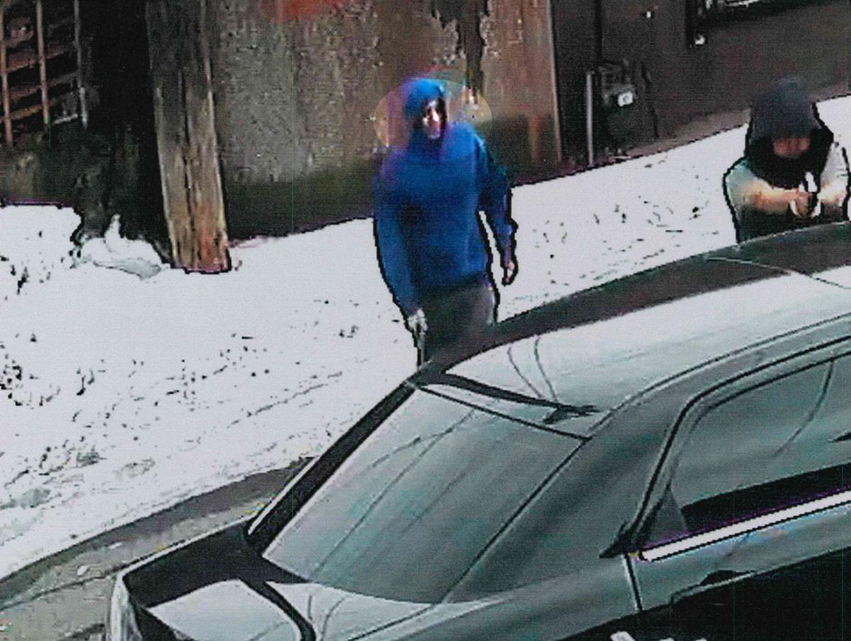 Toppenish Police looking for suspects