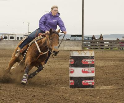 Barrel Racing Results