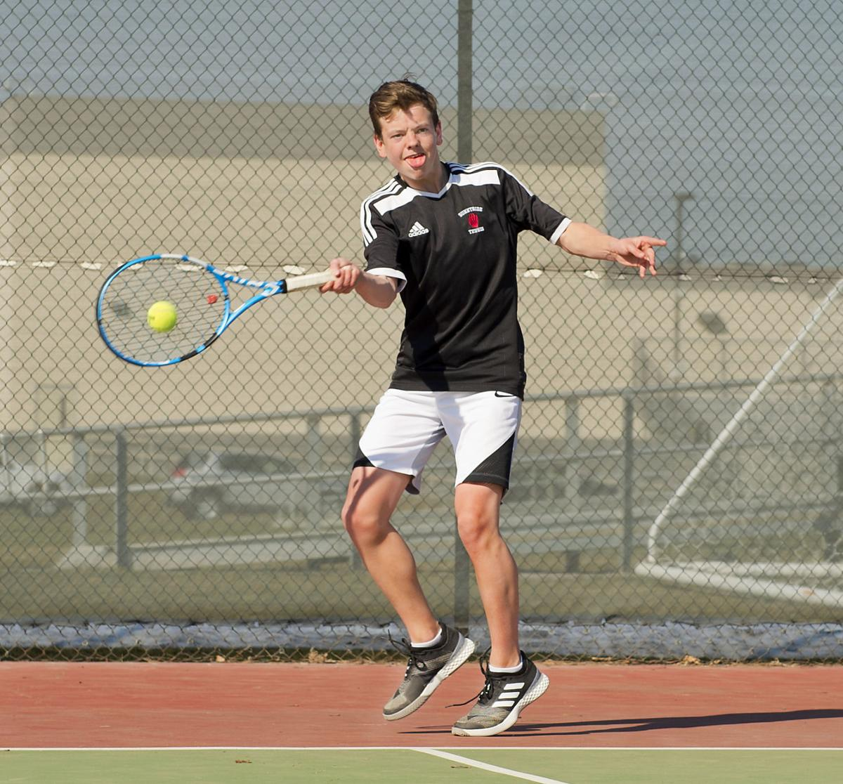 Tennis team hosts home opener