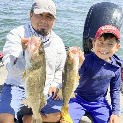 Local fishermen encourage catch and release