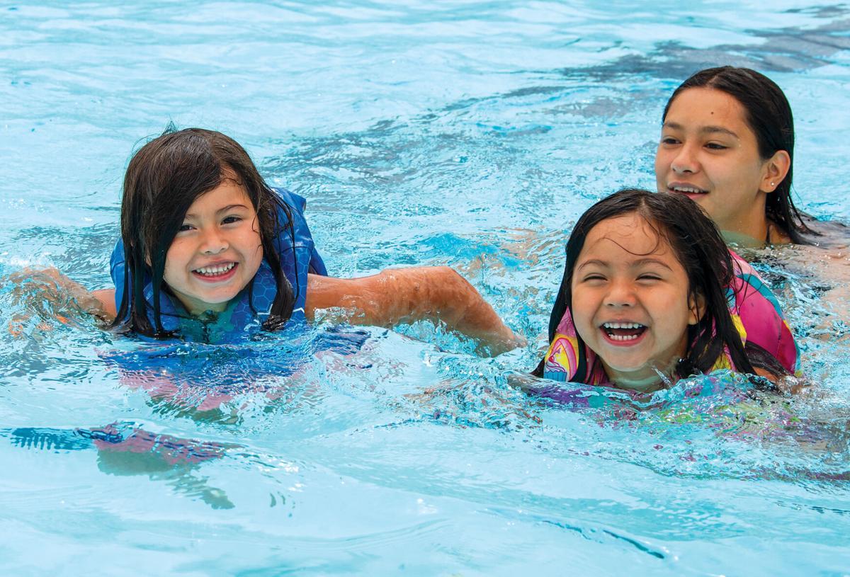 Summer Swim Party