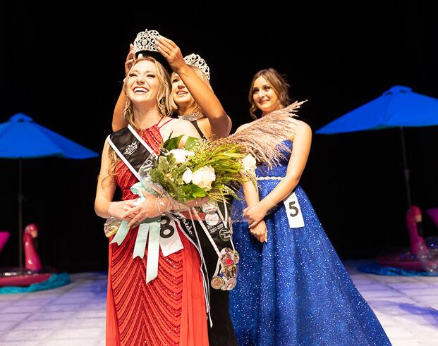 Zieske crowned Miss Sunnyside