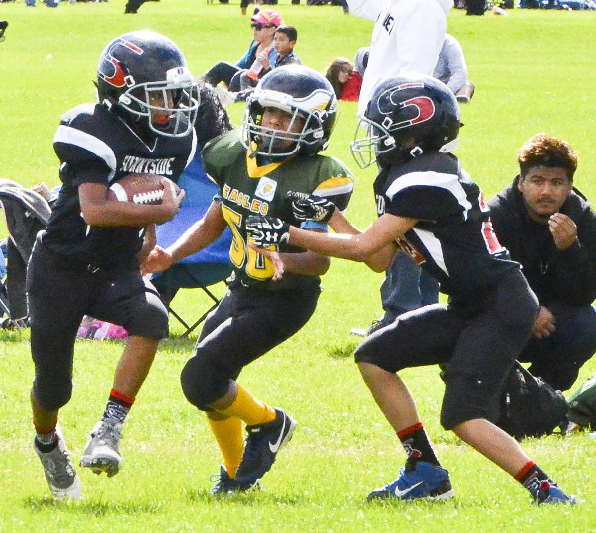 Sunnyside Grid Kids 11 year olds remain undefeated